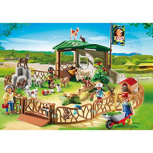プレイモービル 動物園シリーズ チャイルドズー ごっこ遊び 3歳 4歳 5歳 誕生日プレゼント 誕生日 男の子 男 女の子 女 | おもちゃ オモチャ 子供 幼児 キッズ どうぶつえん ドイツ 人形 フィギュア 知育玩具 playmobil 子ども玩具 こども