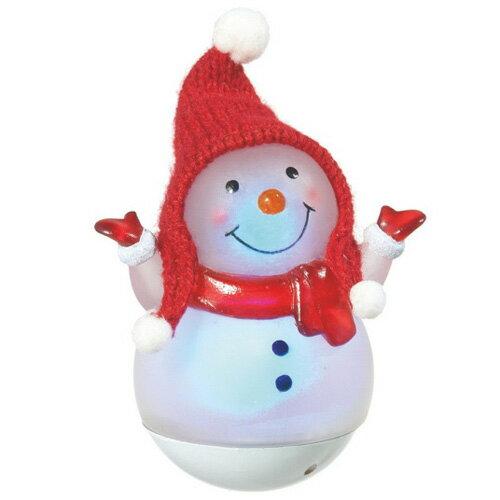 Roly Poly ニットスノーマン 輸入 クリスマス 飾り 雑貨 インテリア