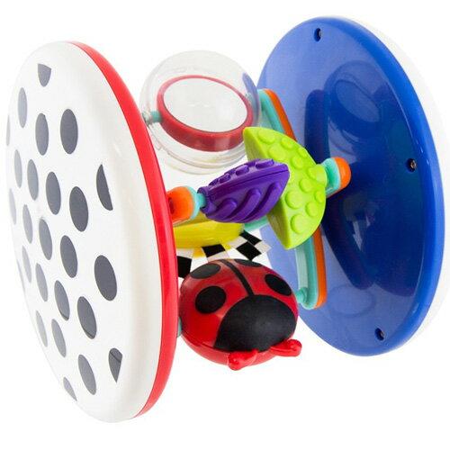 Sassy ファッシネーション・ロール・アラウンド 知育玩具 0歳 1歳 2歳 誕生日 誕生日プレゼント 知育 赤ちゃん ベビー 男の子 男 女の子 女 出産祝い 子ども おもちゃ オモチャ 木製玩具 あかちゃん 玩具 子供 キッズ ギフト 幼児