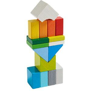 HABA(ハバ社) サイコロミックス 積み木 ブロック 誕生日 誕生日プレゼント 木のおもちゃ 3歳 4歳 5歳 木製 子供 男の子 男 女の子 女 赤ちゃん ベビー 出産祝い ドイツ 積木 つみき オモチ