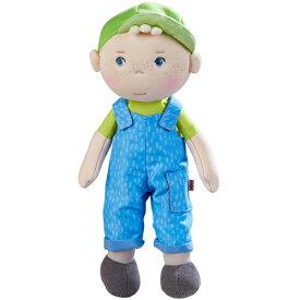 HABA(ハバ社) ソフト人形・ティル ぬいぐるみ 誕生日プレゼント 人形 ドール 女の子 女 着せ替え 子供 出産祝い 3歳 4歳 5歳 着せ替え人形 お人形 人形あそび ベビー 座れる 赤ちゃん 幼児 キッズ