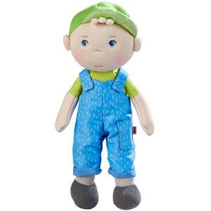 HABA(ハバ社) ソフト人形・ティル ぬいぐるみ 誕生日プレゼント 人形 ドール 女の子 女 着せ替え 子供 出産祝い 3歳 4歳 5歳 着せ替え人形 お人形 人形あそび ベビー 座れる 赤ちゃん 幼児