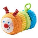 ハバ HABA クローストイ・ピタッといも虫 赤ちゃん おもちゃ ぬいぐるみ 布のおもちゃ 誕生日 誕生日プレゼント 0歳…