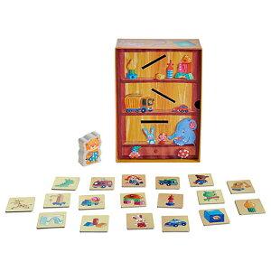 ハバ HABA ニャンコとおかたづけ ボードゲーム 知育玩具 誕生日 誕生日プレゼント 2歳 3歳 4歳 子供 男の子 男 女の子 女 知育 幼児 ドイツ   おもちゃ 室内 遊び テーブルゲーム 海外 出産祝い