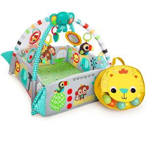 送料無料 Kids2 5-in-1 ヨアウェイ・ボール・プレイジム 赤ちゃん ベビージム プレイジム プレイマット 誕生日プレゼント 誕生日 男の子 男 女の子 女 出産祝い 0歳 1歳 乳児 こども 子ども 子供