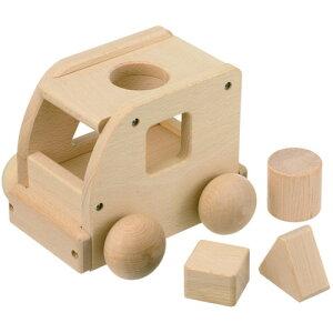 送料無料 平和工業 森のメロディーバス 積み木 ブロック 1歳 2歳 誕生日 男 女 女の子 木製 赤ちゃん 木のおもちゃ 男の子 誕生日プレゼント 子供 型はめ 出産祝い キッズ ベビートイ ギフト