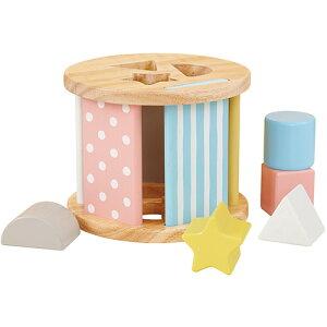 エド・インター シュガーボックス 積み木 ブロック 2歳 3歳 誕生日 男 女 女の子 木製 赤ちゃん 木のおもちゃ 男の子 誕生日プレゼント 子供 型はめ 出産祝い キッズ ベビートイ オモチャ
