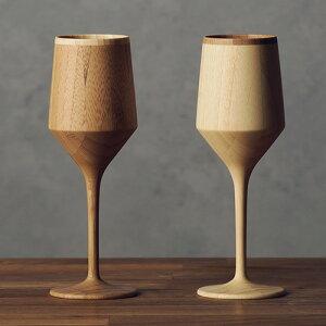 送料無料 RIVERET シェリーベッセル ペア ワイングラス 木製 ギフト プレゼント お祝い ペアグラス グラス かわいい セット 結婚祝い 新築祝い 贈り物 カップル お揃い 食器 おしゃれ 引っ越