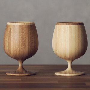 送料無料 RIVERET ブランデーベッセル ペア タンブラー コップ 木製 ギフト プレゼント お祝い ペアグラス グラス かわいい セット 結婚祝い 新築祝い 贈り物 カップル お揃い 食器 おしゃれ