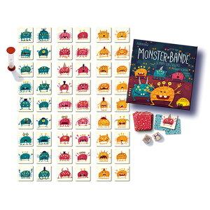 ドライハーゼン モンスターバンデ カードゲーム 知育玩具 誕生日 誕生日プレゼント 小学生 子供 男の子 男 女の子 女 知育 幼児 テーブルゲーム おもちゃ プレゼント ゲーム ドイツ 海外 卓