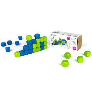 ミラニウッド コネクティング キューブス ボードゲーム 知育玩具 誕生日 誕生日プレゼント 6歳 小学生 子供 男の子 男 女の子 女 知育 幼児 | おもちゃ テーブルゲーム 海外 ゲーム 卓上ゲー