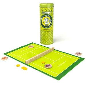 ミラニウッド JUMP! テニス ボードゲーム 知育玩具 誕生日 誕生日プレゼント 4歳 5歳 6歳 子供 男の子 男 女の子 女 知育 幼児 | おもちゃ テーブルゲーム 海外 出産祝い ゲーム 卓上ゲーム こど