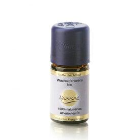 ノイモンド ジュニパー bio 5ml アロマオイル アロマ オイル エッセンシャルオイル 精油 無添加 自然原料