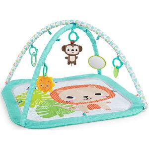 キッズ・ツー(Kids2) サファリブラスト・アクティビティジム ベビージム プレイジム プレイマット 赤ちゃん ベビー 誕生日プレゼント 誕生日 男の子 男 女の子 女 出産祝い 0歳 1歳 ギフト 幼