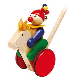 【ラッピング不可】手押し車 玩具 誕生日 1歳 2歳 3歳 誕生日プレゼント 出産祝い セレクタ社 ギャロップ 木のおもちゃ 赤ちゃん 木製 ベビー ドイツ 男の子 男 女の子 女 | プレゼント ギフト 子供玩具 手押し 幼児 オモチャ 一歳 二歳 子供 乳児