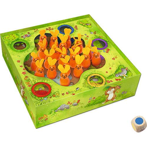 知育玩具 知育 ボードゲーム ペガサス社 うさぎのニーノ 子供 おもちゃ ドイツ 誕生日プレゼント 誕生日 男の子 男 女の子 女 3歳 4歳 5歳