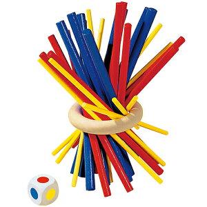 知育玩具 5歳 小学生 HABA スティッキー 木のおもちゃ 木製 子供 おもちゃ ドイツ 誕生日プレゼント 男の子 女の子 | 幼児 子ども こども キッズ オモチャ バースデー バースデイ ギフト ゲーム