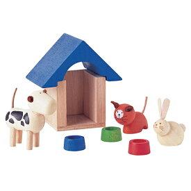 誕生日 3歳 4歳 5歳 誕生日プレゼント 女の子 木のおもちゃ ドールハウス 木製 キット 家具 PLANTOYS プラントイ ペットアンドアクセサリー 子供 出産祝い   知育玩具 ままごと おままごと クリスマスプレゼント おもちゃ 女 クリスマス おしゃれ 幼児 木製玩具