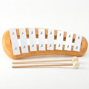 送料無料 楽器 音楽 デコア 鉄琴 ペンタ8音 ドイツ 子供 誕生日プレゼント 誕生日 男の子 男 女の子 女 3歳 4歳 5歳 小学生|誕生祝 玩具 6歳 5音 五音 グロッケン 幼児 プレゼント おもちゃ 知育