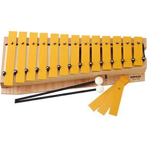 送料無料 楽器 音楽 スタジオ49 モデルグロッケン アルトD 鉄琴 ドイツ 子供 誕生日プレゼント 誕生日 男の子 男 女の子 女 出産祝い 3歳 4歳 5歳 小学生|玩具 木のおもちゃ 木製 6歳 音の出るお