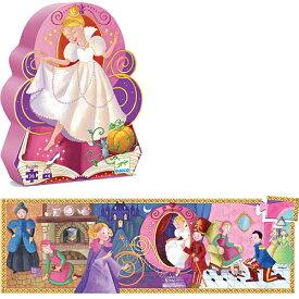 知育玩具 4歳 5歳 ジグソーパズル 幼児 DJECO シンデレラ 子供 誕生日プレゼント 誕生日 男の子 男 女の子 女|おもちゃ オモチャ 子供用 子ども バースデー ジェコ キッズ 子供向けパズル クリスマス クリスマスプレゼント