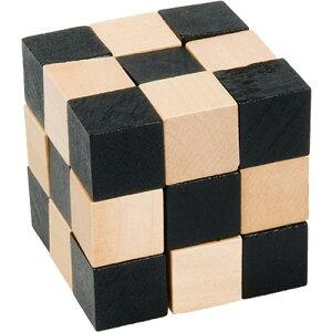 知育玩具 5歳 6歳 小学生 木のおもちゃ 木製 子供 誕生日プレゼント 誕生日 男の子 男 女の子 女 ダイスキューブ・小 ブラック | おもちゃ 幼児 キッズ プレゼント パズル 立体パズル キューブ