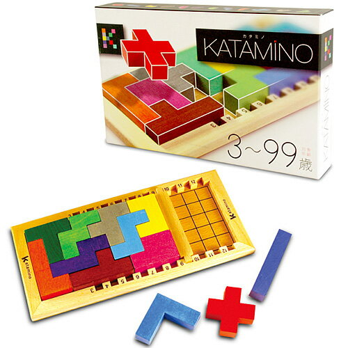 知育玩具 知育 ボードゲーム 子供 おもちゃ 3歳 4歳 5歳 6歳 誕生日プレゼント 男の子 女の子 ギガミック カタミノ 子ども こども 幼児 バースデー ギフト オモチャ ゲーム  誕生日祝い katamino パズル 木のおもちゃ 木製パズル ウッドパズル 小学生