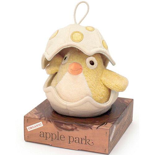 オルゴール アップルパーク ミュージカルバード イエロー 赤ちゃん 出産祝い ベビー 誕生日プレゼント 誕生日 男の子 男 女の子 女 0歳 1歳