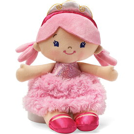 GUND ガンドガールズ ポジー ぬいぐるみ 人形 ドール 子供 赤ちゃん 出産祝い ベビー 2歳 3歳 4歳 誕生日プレゼント 誕生日 女の子 女 | 二歳 お人形 幼児 おもちゃ かわいいぬいぐるみ 赤ちゃん玩具 ベビー玩具