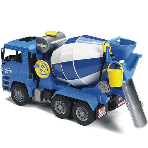 送料無料 車のおもちゃ 砂場 おもちゃ ダンプカー ブルーダー社 プロシリーズ MAN セメントミキサー 子供 ドイツ 誕生日プレゼント 誕生日 男の子 男 女の子 女 3歳 4歳 5歳