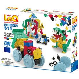 送料無料 LaQ ラキュー ベーシック 511 5歳 6歳 おもちゃ ギフト 誕生日プレゼント 子供 キッズ 男の子 男 女の子 女 子ども 知育玩具 誕生日 知的玩具 オモチャ おもちゃ | プラモデル 組み立てる らきゅー 小学生 子ども玩具 こども 入園 入学 知育 6才