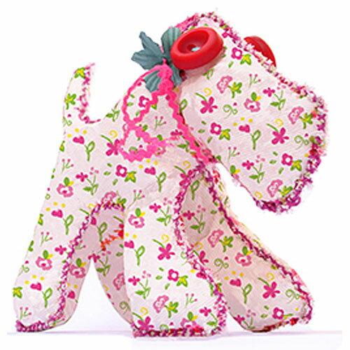 知育玩具 6歳 小学生 誕生日 誕生日プレゼント メイク・ツー・プレイ Flower Dog 工作キット・ぬいぐるみ 知育 女の子 女 入学   ギフト 夏休み 子供 こども 子ども お誕生日プレゼント 小学校 犬 いぬ かわいい 手作りキット 6才