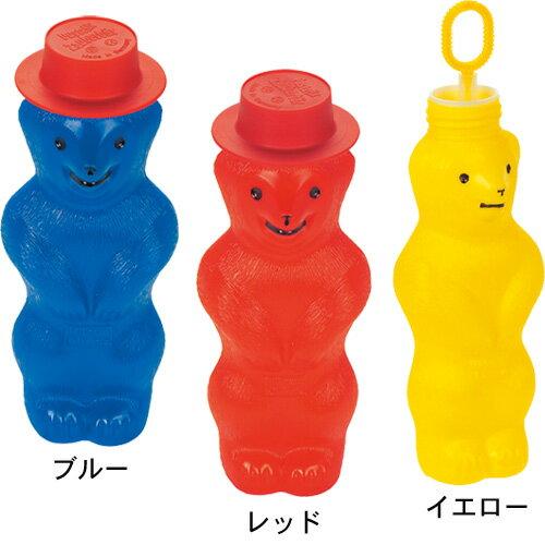 プステフィックス クマのシャボン玉 おもちゃ 液 子供 くま