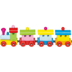 ゴルネスト&キーゼル マグネティックトレイン ソフィア 電車のおもちゃ 木のおもちゃ 赤ちゃん 木製 出産祝い ベビー 誕生日プレゼント 誕生日 男の子 男 女の子 女 1歳 2歳 子供 幼児 乗り物 | おもちゃ オモチャ 玩具 車 プレゼント 木 ギフト 赤ちゃん玩具 知育玩具