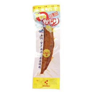 【吉永鰹節店 魚まるかじり にんにく】 生節 かつお 宗田鰹 国産 高知 土佐 特産品