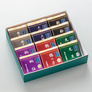 高級納豆ギフト 二代目福治郎【福笑いセット】 6種類12袋入詰合せ 化粧箱入