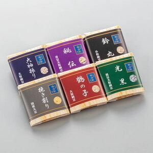 高級納豆 詰合せギフト 二代目福治郎 送料込 【みちのくセット】 6個入 当店ギフト売れ筋ナンバーワン