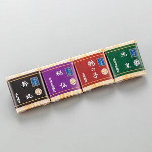 高級納豆ギフト 二代目福治郎 【おばこセット】 4個入
