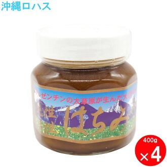 Maximum point 33 times! Shopping マラソンアンディーノ straight honey pure active honey 400g4 unit set