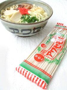 アワセそば(沖縄そば)平麺