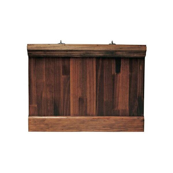 サインボード 飾りパネル 大 #18035 木製 案内 プレート  (選べるカラー)