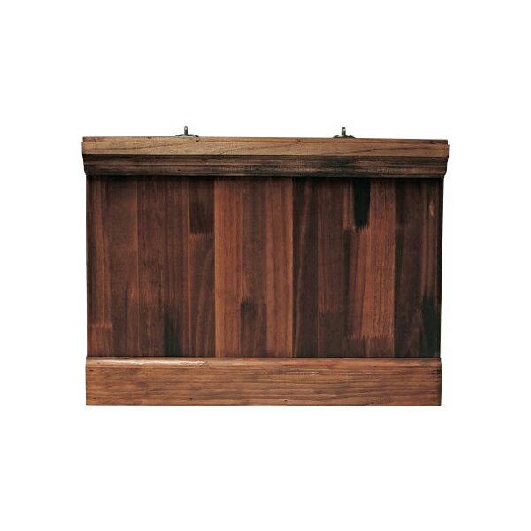 サインボード 飾りパネル 小 #18036 木製 案内 プレート  (選べるカラー)