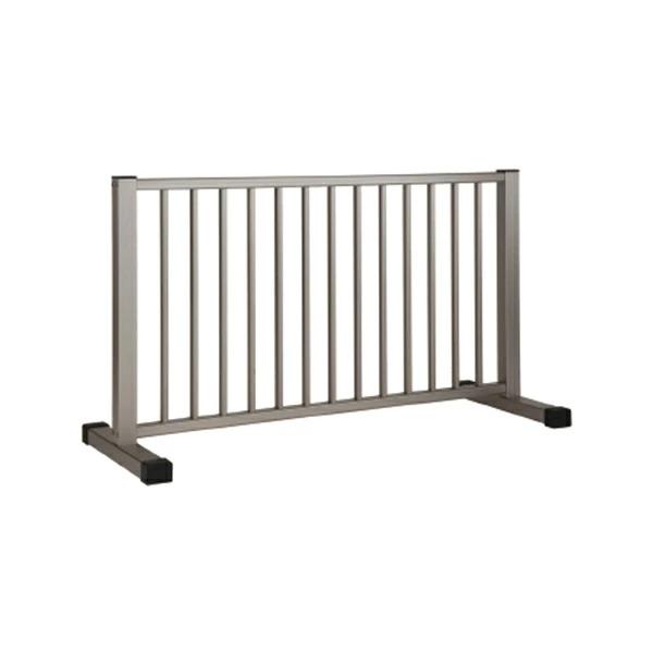 アルミ製フェンス AL-FS&AL-FW 軽くてらくらく移動できる柵です。さびにくく長寿命です。  (選べるカラー)
