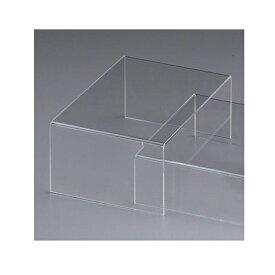 コの字テーブル KG-21 3台セット アクリル製品  トーメイ