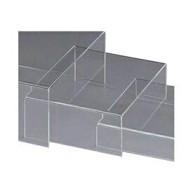 コの字テーブル KG-22 3台セット アクリル製品  トーメイ