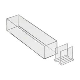 長方形BOX VG-34B アクリル製品  トーメイ