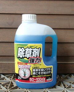 除草剤 サンフーロンAL除草エース 強力タイプ 液剤 2L (トヨチュー)