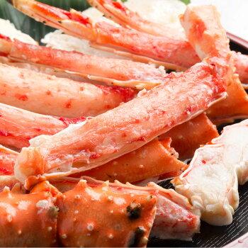 特大ボイルタラバ蟹シュリンク(6Lサイズ1/2kg1肩)