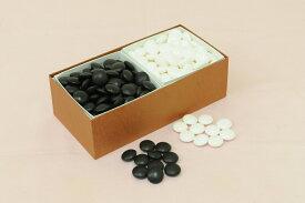 高級碁石 メキシコ産蛤碁石・実用28号(7.5mm)