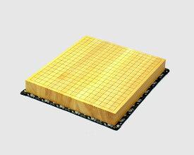 榧(カヤ)二寸碁盤 柾目(マサメ) 並物(畳マット・お手入れ手拭い・2wayトートバッグ付)